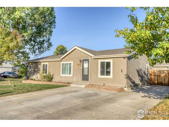 258 34th Ave, Greeley, CO 80631 (MLS #925102) :: RE/MAX Alliance