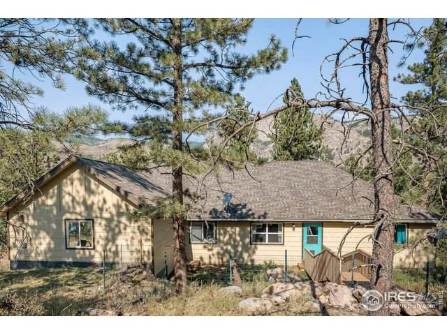 283 Spruce Mountain Dr, Drake, CO 80515 (MLS #925103) :: RE/MAX Alliance