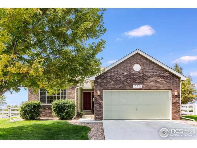 313 Mountain View Ave, Fort Lupton, CO 80621 (#925109) :: The Brokerage Group