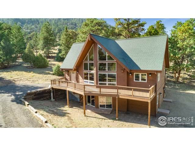 1121 Tall Pines Dr, Estes Park, CO 80517 (MLS #925119) :: RE/MAX Alliance