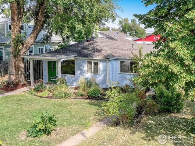 604 Endicott St, Fort Collins, CO 80524 (MLS #925122) :: Colorado Home Finder Realty