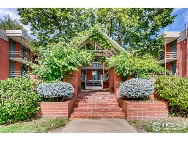 625 Pearl St #13, Boulder, CO 80302 (MLS #925126) :: Hub Real Estate