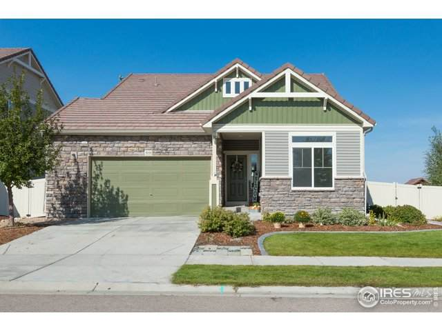 5055 Ironwood Ln, Johnstown, CO 80534 (#925130) :: The Margolis Team