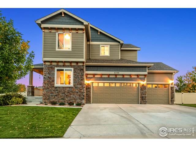5238 Hialeah Dr, Windsor, CO 80550 (MLS #925131) :: Colorado Home Finder Realty