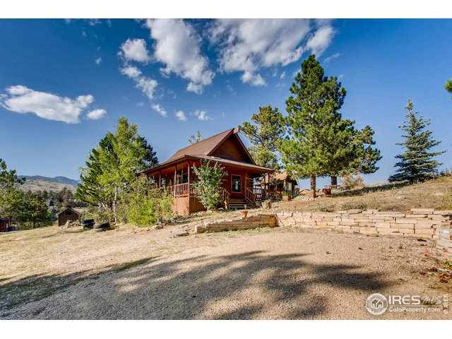 237 Wolf Dr, Drake, CO 80515 (MLS #925132) :: 8z Real Estate
