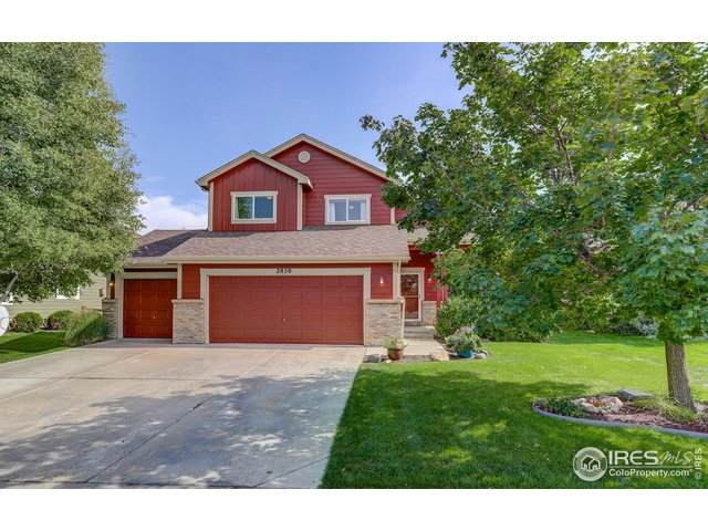 2850 Carina Dr, Loveland, CO 80537 (MLS #925134) :: Bliss Realty Group