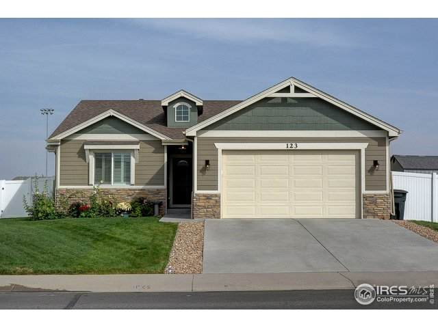 123 Linden Oaks Dr, Ault, CO 80610 (MLS #925142) :: Downtown Real Estate Partners