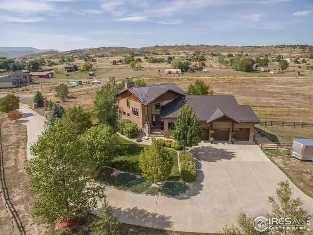 217 Garnet Valley Ct, Loveland, CO 80537 (MLS #925155) :: Tracy's Team