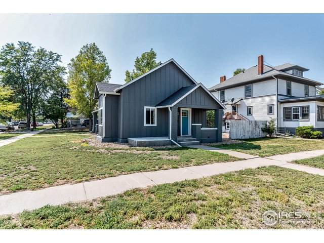 201 Beech St, Sterling, CO 80751 (MLS #925156) :: Tracy's Team