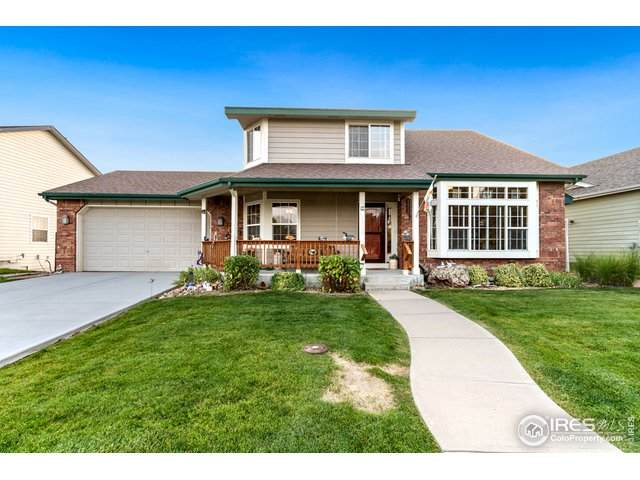 229 Timber Ridge Ct, Severance, CO 80550 (#925167) :: James Crocker Team