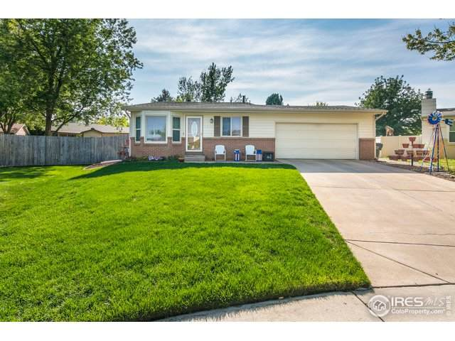 4624 1st St Dr, Greeley, CO 80634 (#925168) :: Re/Max Structure