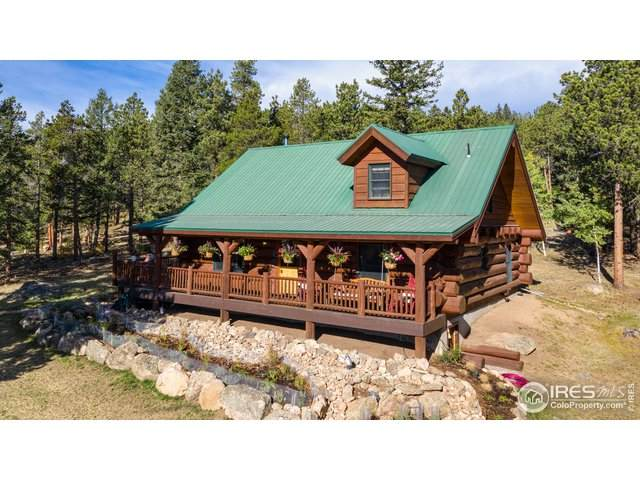 54 Lynx Dr, Ward, CO 80481 (MLS #925171) :: J2 Real Estate Group at Remax Alliance
