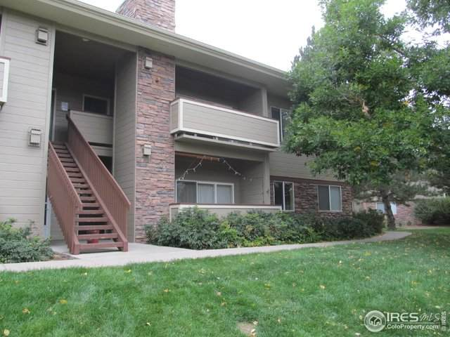 4545 Wheaton Dr #240, Fort Collins, CO 80525 (MLS #925177) :: Colorado Home Finder Realty