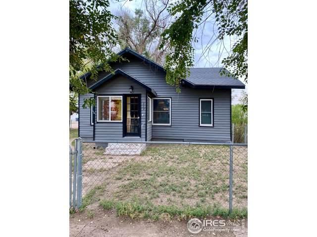 322 Weld St, Otis, CO 80743 (MLS #925183) :: Wheelhouse Realty