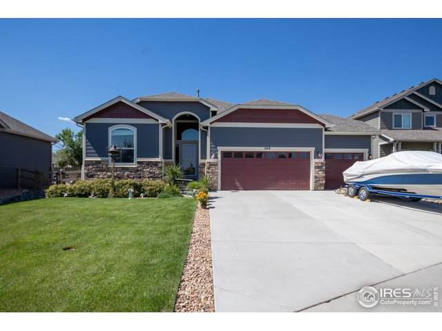 549 Wrangell Ln, Berthoud, CO 80513 (#925195) :: The Margolis Team