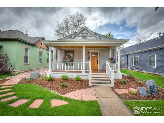 635 Peterson St, Fort Collins, CO 80524 (MLS #925226) :: RE/MAX Alliance