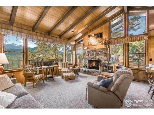 2230 Upper High Dr, Estes Park, CO 80517 (MLS #925251) :: 8z Real Estate