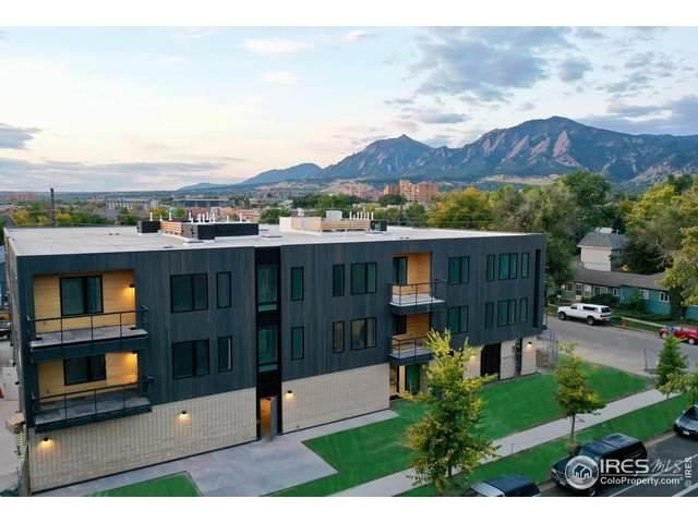 2718 Pine St #205, Boulder, CO 80302 (MLS #925272) :: Colorado Home Finder Realty