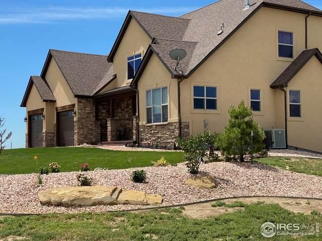 26619 Wcr 76, Eaton, CO 80615 (MLS #925276) :: 8z Real Estate