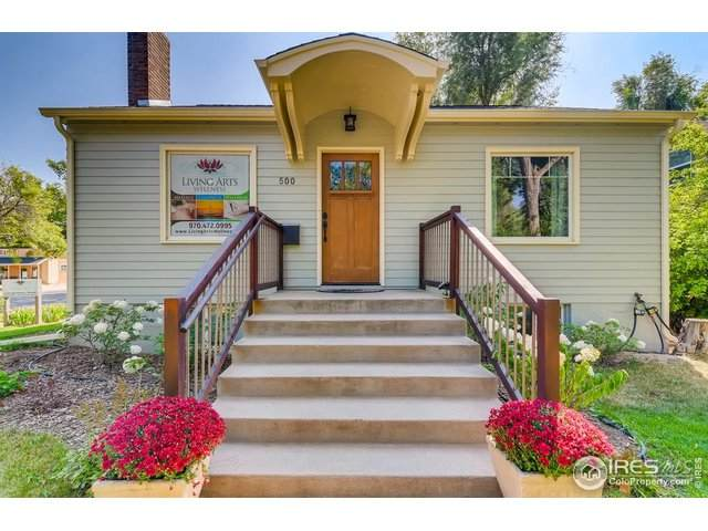 500 S Whitcomb St, Fort Collins, CO 80521 (MLS #925280) :: Tracy's Team