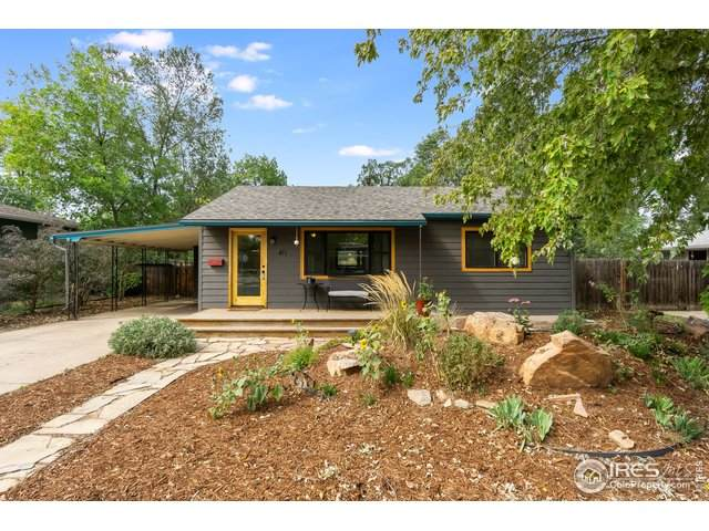 411 Pearl St, Fort Collins, CO 80521 (MLS #925285) :: Colorado Home Finder Realty