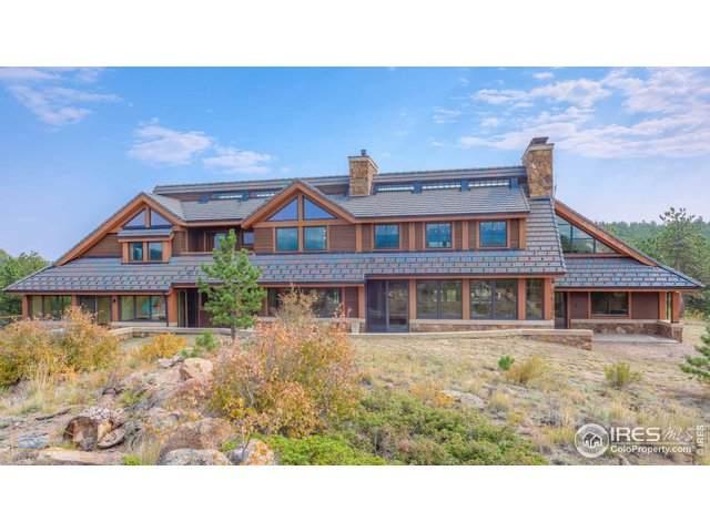 11780 Gold Hill Rd, Boulder, CO 80302 (MLS #925293) :: 8z Real Estate