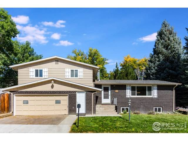 939 W 30th St, Loveland, CO 80538 (MLS #925295) :: Colorado Home Finder Realty
