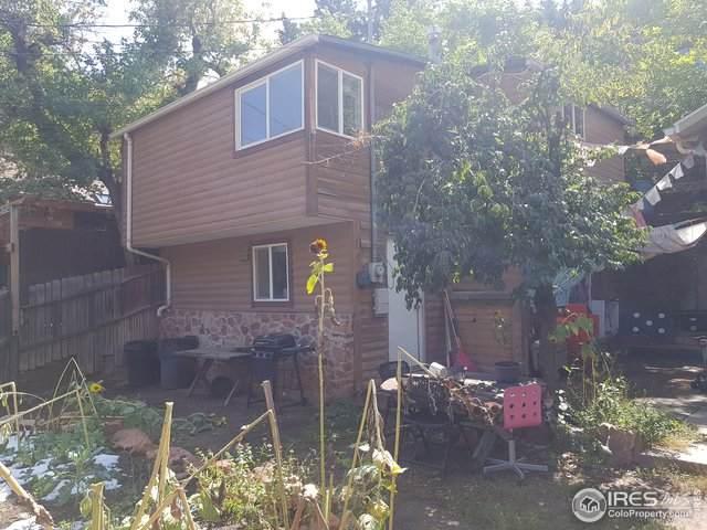 261 Eldorado Springs Dr, Eldorado Springs, CO 80025 (MLS #925300) :: Colorado Home Finder Realty
