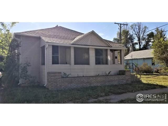 412 N 6th St, Sterling, CO 80751 (MLS #925301) :: Jenn Porter Group