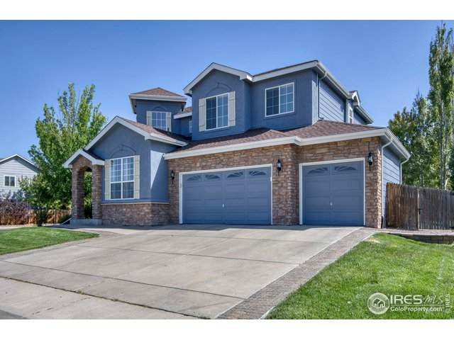 2044 E 148th Ave, Thornton, CO 80602 (MLS #925308) :: Colorado Home Finder Realty