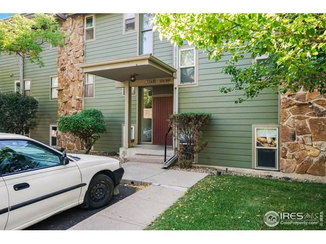 3345 Chisholm Trl #106, Boulder, CO 80301 (MLS #925314) :: HomeSmart Realty Group