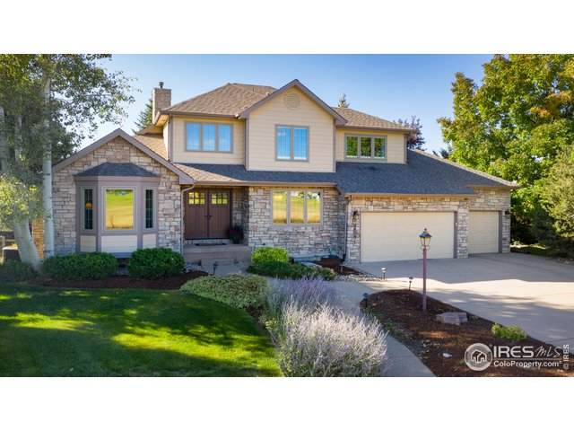 4614 Nicklaus Ct, Longmont, CO 80503 (MLS #925320) :: J2 Real Estate Group at Remax Alliance