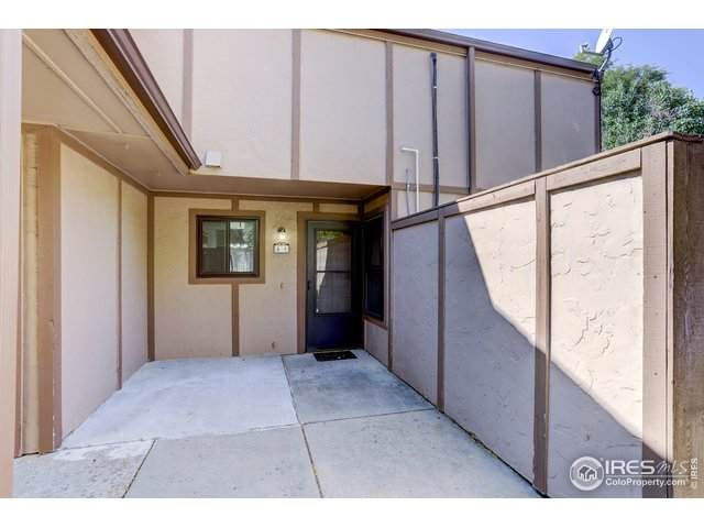 225 E 8th Ave A1, Longmont, CO 80504 (MLS #925323) :: Colorado Home Finder Realty