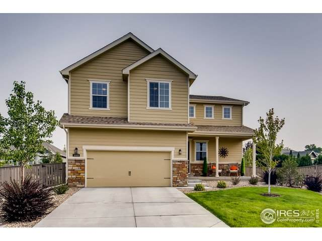 1448 Grant Way, Longmont, CO 80501 (MLS #925328) :: J2 Real Estate Group at Remax Alliance