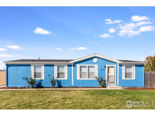 3437 W 3rd St, Greeley, CO 80631 (MLS #925335) :: RE/MAX Alliance