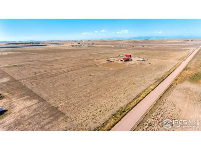 14340 County Road 96, Nunn, CO 80648 (MLS #925338) :: Downtown Real Estate Partners