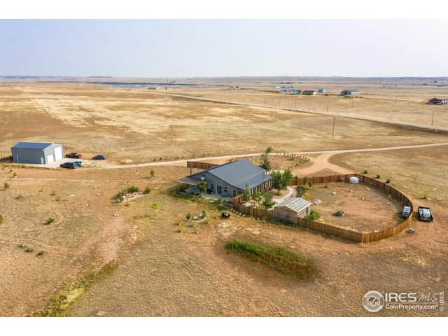 16993 N County Road 9, Wellington, CO 80549 (MLS #925364) :: Downtown Real Estate Partners