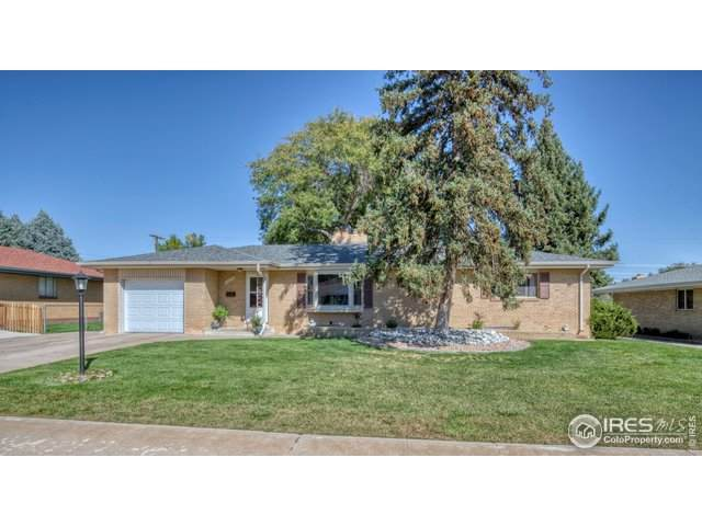 2245 12th St, Greeley, CO 80631 (MLS #925370) :: Downtown Real Estate Partners