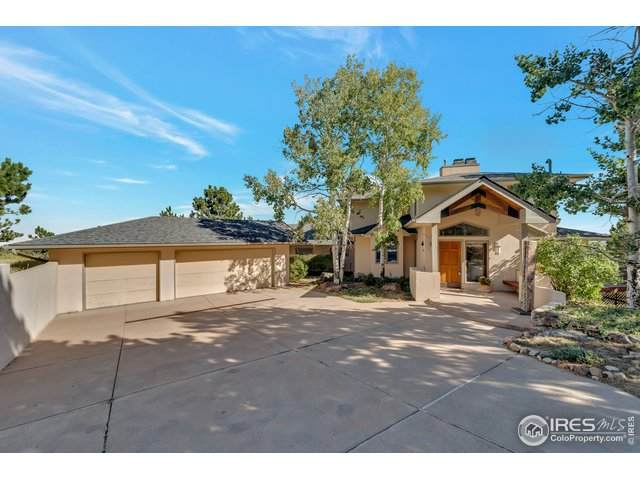 9552 Mountain Ridge Dr, Boulder, CO 80302 (MLS #925379) :: 8z Real Estate