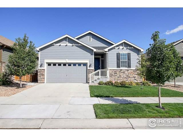 3521 Raintree Ln, Dacono, CO 80514 (MLS #925384) :: Downtown Real Estate Partners