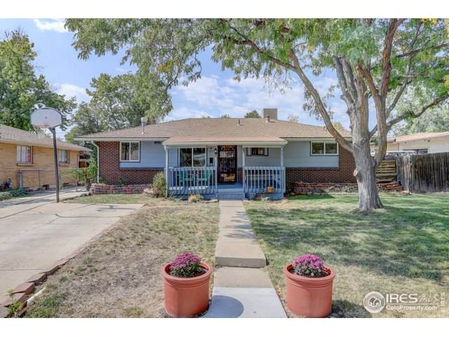 7021 Wolff St, Westminster, CO 80030 (#925385) :: My Home Team