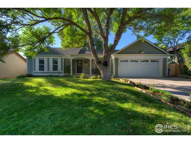 736 W Dahlia St, Louisville, CO 80027 (MLS #925387) :: Kittle Real Estate