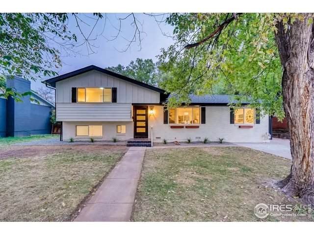 3545 Moorhead Ave, Boulder, CO 80305 (MLS #925389) :: The Sam Biller Home Team