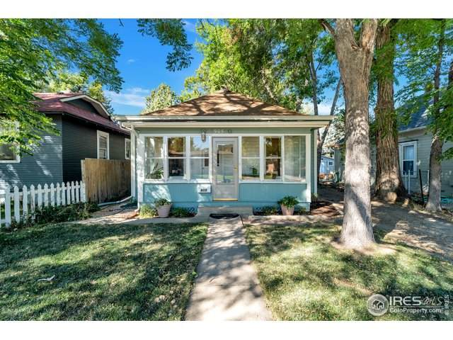 905 Emery St, Longmont, CO 80501 (MLS #925391) :: Hub Real Estate