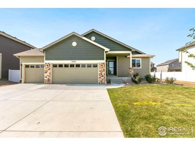 2441 Nicholson St, Berthoud, CO 80513 (MLS #925400) :: 8z Real Estate