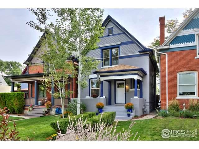2320 N Williams St, Denver, CO 80205 (MLS #925417) :: J2 Real Estate Group at Remax Alliance