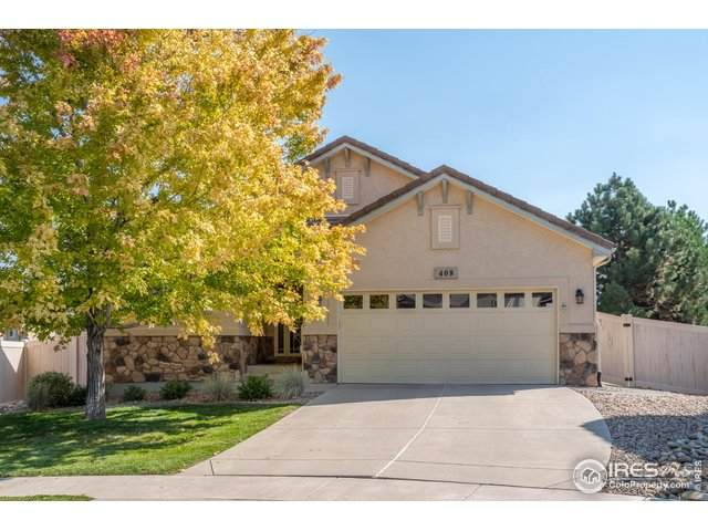 408 Rifle Ct, Broomfield, CO 80020 (MLS #925428) :: RE/MAX Alliance