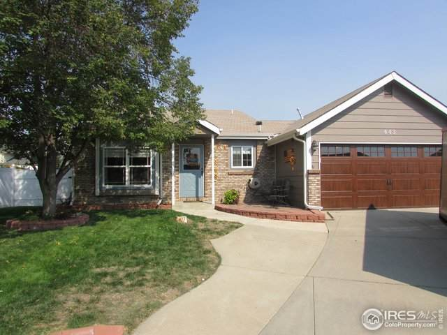 443 Elder Ct, Loveland, CO 80538 (MLS #925445) :: Colorado Home Finder Realty