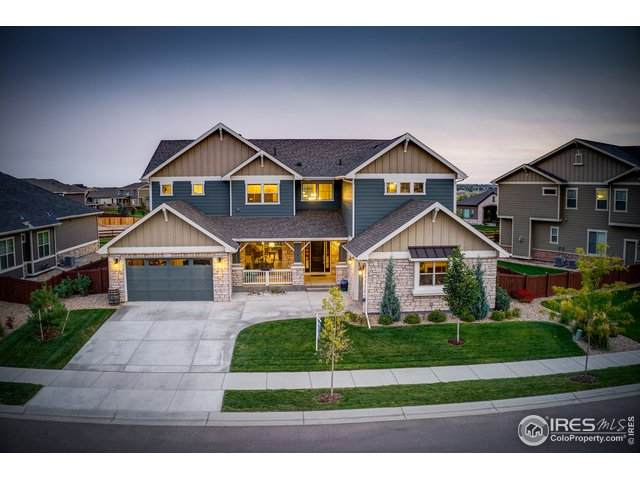 5911 Story Rd, Timnath, CO 80547 (MLS #925455) :: Downtown Real Estate Partners