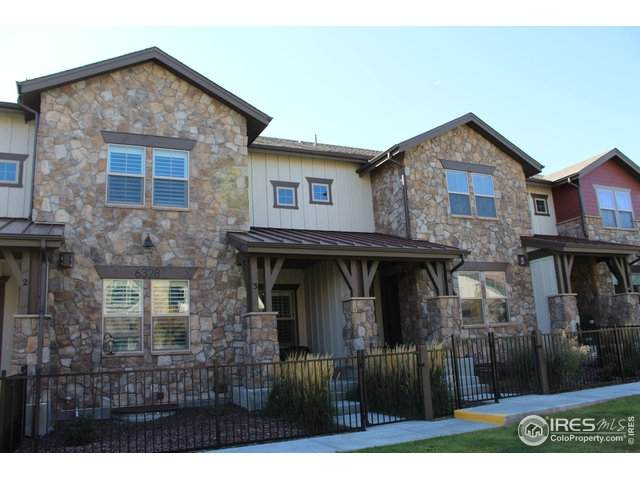 6328 Pumpkin Ridge Dr #3, Windsor, CO 80550 (MLS #925474) :: Downtown Real Estate Partners